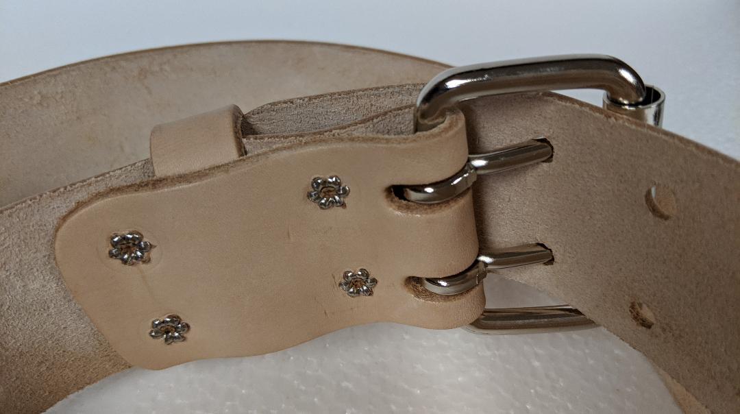 Belts – inside
